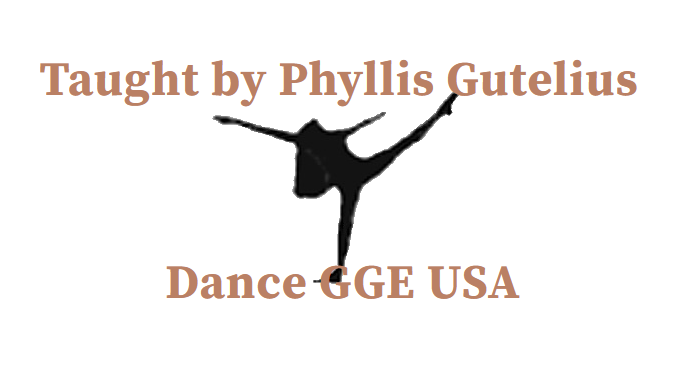 Title Taught by Phyllis Gutelius plus picture homepage dance gge USA